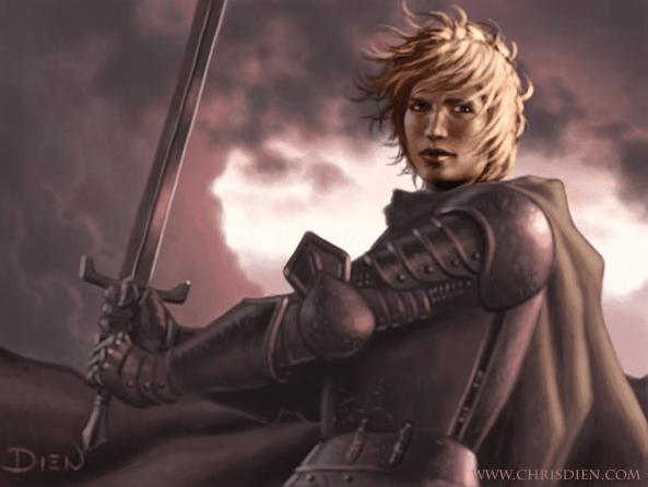 Presentación: Brienne