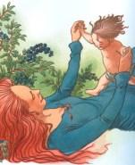 blueberry-girl,-blueberry-mom