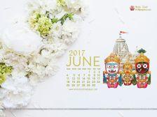 Hindu God June 2017
