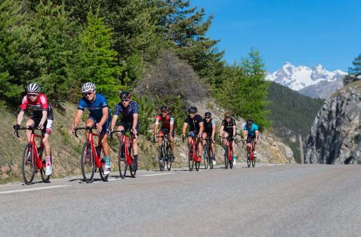 Rouler en peloton cycliste comme un pro   5 conseils