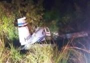 Avioneta estrellada en Pedernales (Foto: El Día)