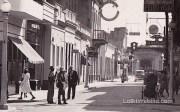 Calle El Conde, Ciudad Trujillo, República Dominicana, 1945.