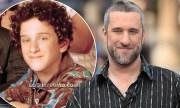 """El actor Dustin Diamond (Screech) de la serie """"Salvados por la Campana"""""""