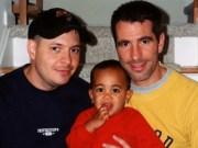 Pete, Kevin y Danny en 2001. (PETE MERCURIO).