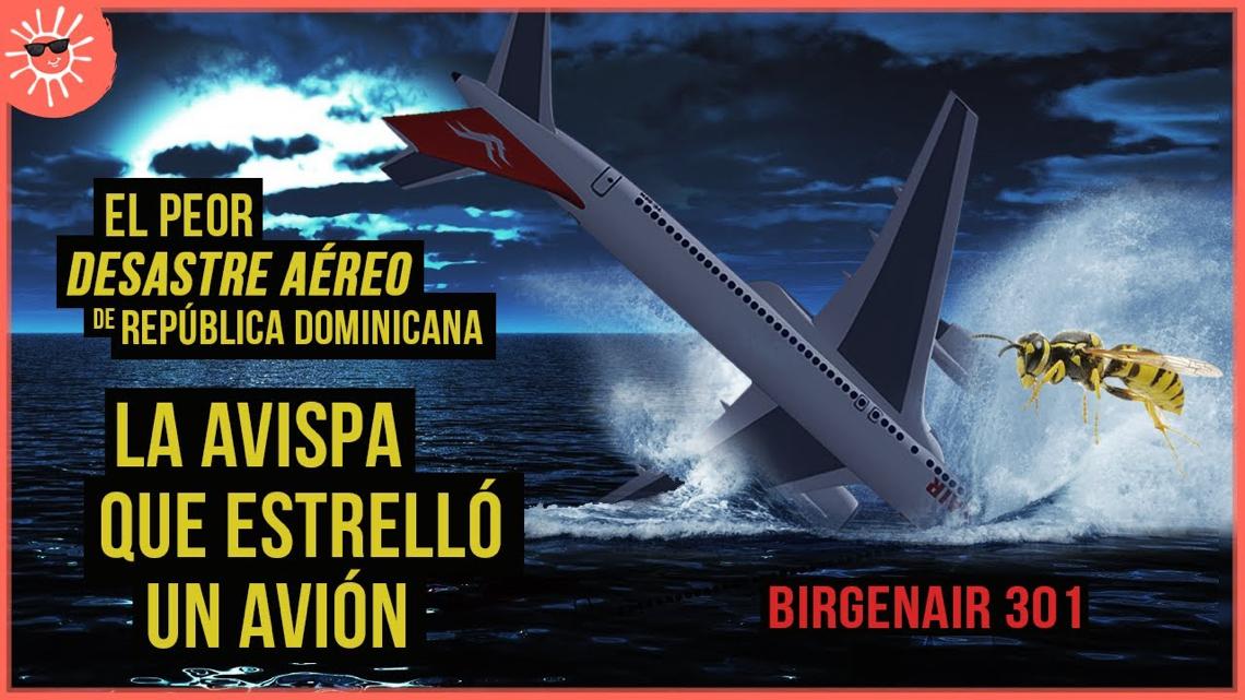 La avispa que estrelló un avión | Birgenair 301: El peor desastre aéreo de RD