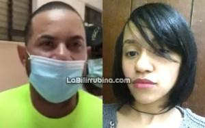 Eusebio Rosario Hernández, alias Eddy, y Carmen Paulino Gabriel