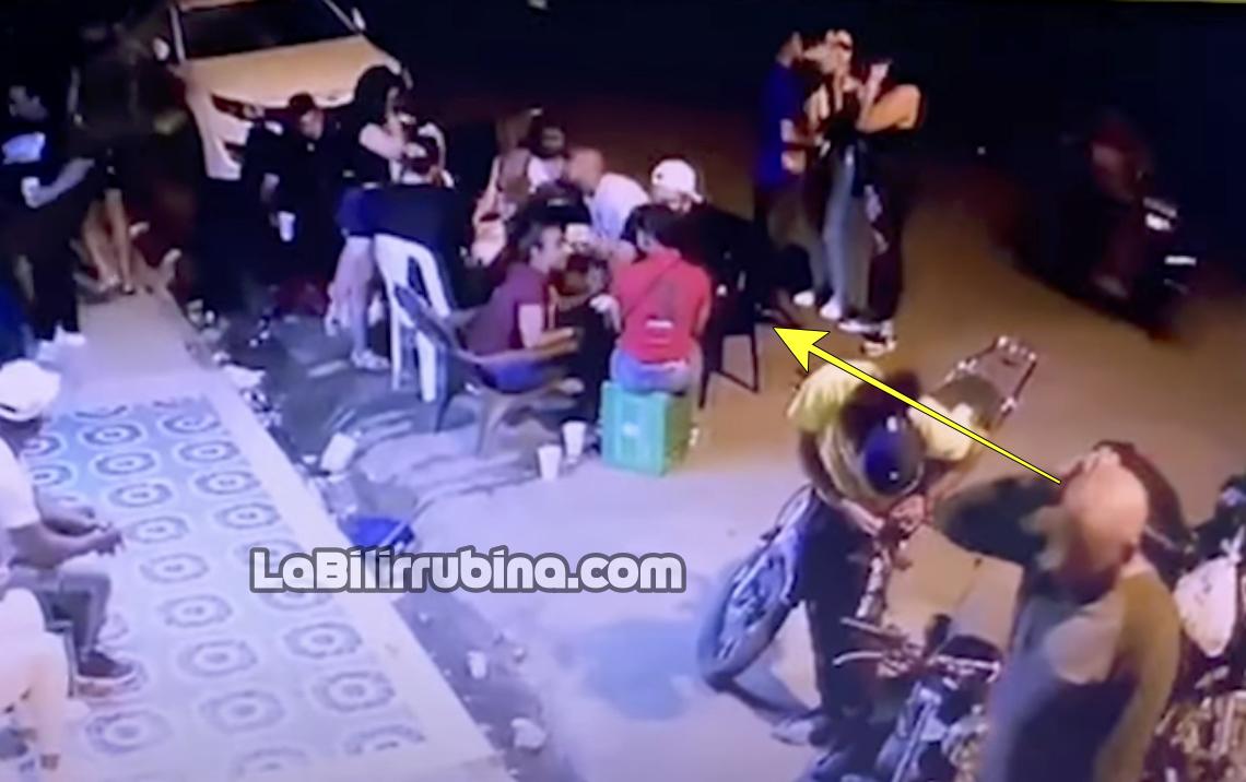 En el ataque a tiros murieron Geysha Mata Rodríguez, de 17 años, Winston Kobe Minaya y Julio César Reinoso