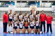 La República Dominicana revalidó por quinta ocasión al hilo su título de campeón de la Copa Panam Sub.23 femenino