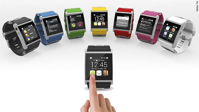 Il primo smartwatch tutto made in italy