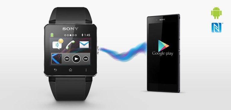 Sony SmartWatch 2, l'orologio NFC per gli Android