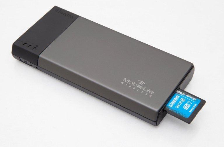 Kingston MobileLite Wireless: recensione – La soluzione per collegare memorie all'iPhone o iPad senza fili