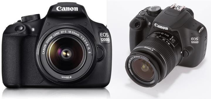 Reflex entry level? Vediamo la Canon 1200D !
