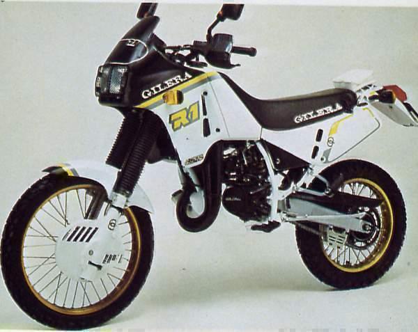 Amarcord, pillole motociclistiche – Gilera R1