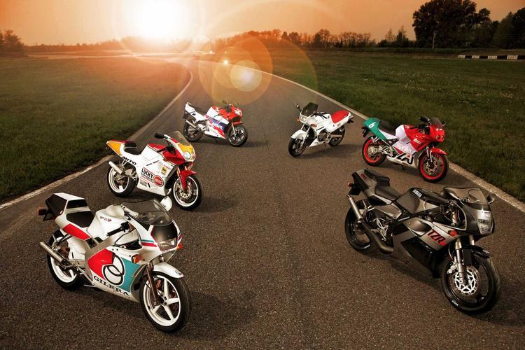 Amarcord, pillole motociclistiche – Il tramonto dei 125