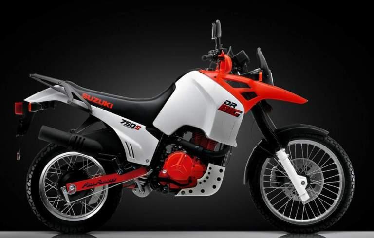 Amarcord, pillole motociclistiche – Suzuki DR Big