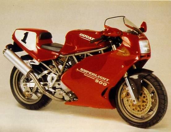 Amarcord, pillole motociclistiche – Ducati 900 SL