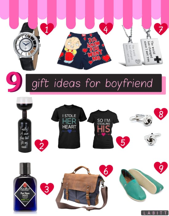 Cool Christmas Gifts Boyfriends