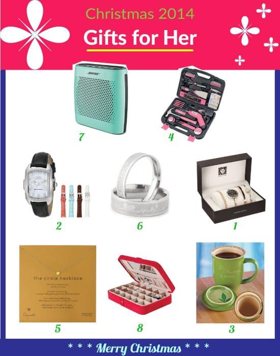 2014 Top Christmas Gift Ideas for Girlfriend - Labitt
