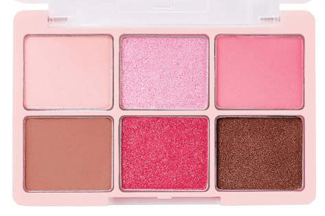 Chica y Chico – One Shot Eye Palette (Spring edition)