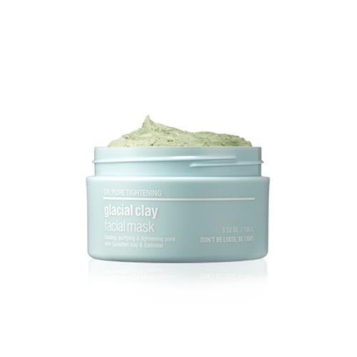 SKIN&LAB - Dr. Pore Tightening Glacial Clay Mask