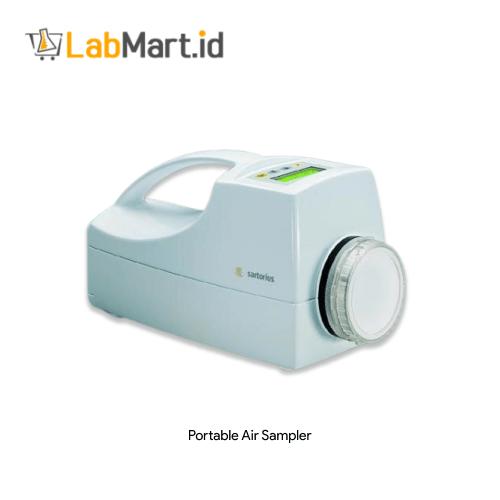 portable air sampler md 8 sartorius