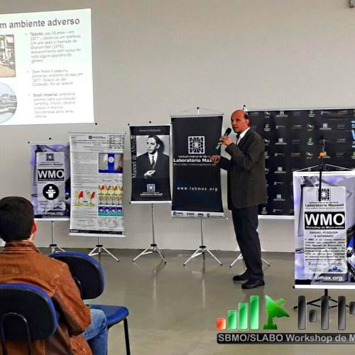 Jornalista Hamilton Almeida apresenta a História e parte da Biografia do herói nacional Pe. Roberto Landell de Moura, pioneiro mundial das telecomunicações.