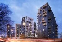 Cantilever balcony design - labm