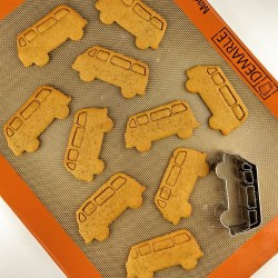German Ginger Bread Cookie Busses