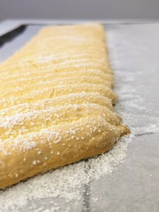 Ladyfinger Sponge (Biscuit Cuillère)