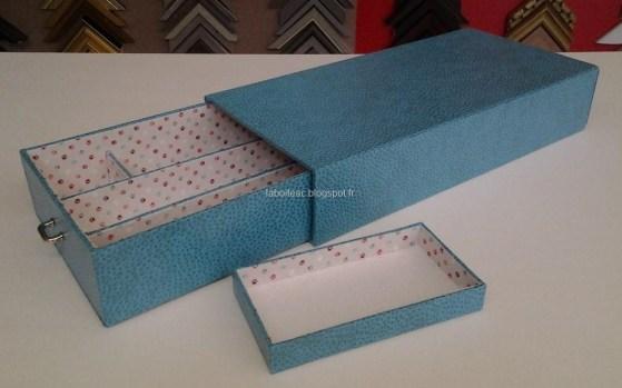 Boite à aiguilles et crochets 9-Isabelle V