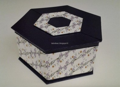 Boite hexagonale macarons 44-Anne-Marie D