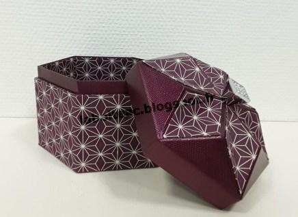Boite Origami revisitée 21-Béatrice R