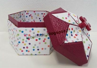 Boite Origami revisitée 29-Francine H