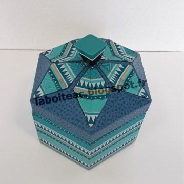 Boite Origami revisitée 36-Françoise L