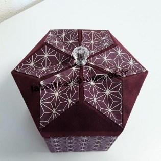 Boite Origami revisitée 48-Nadine B