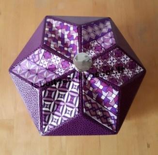 Boite Origami revisitée 8-PC