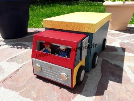 Le Camion 3-PC