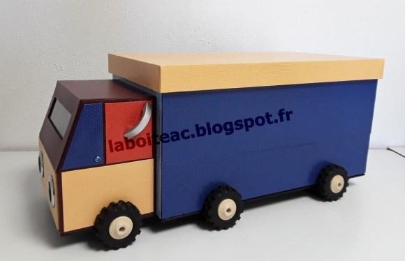 Le camion 24-Véronique R