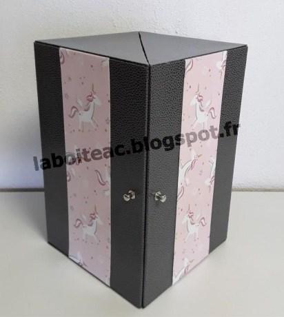 Le Cube Chic 1-Agnès G