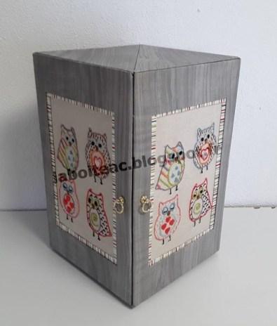 Le Cube Chic 24-Michèle Go