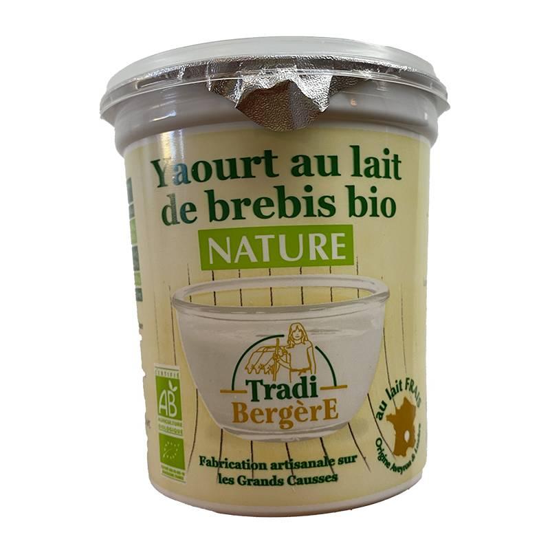 yaourt brebis bio 400G - La Boite à Fromages