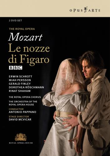Les Noces De Figaro Mozart : noces, figaro, mozart, Mozart, Noces, Figaro., Pappano., Boîte, Musique