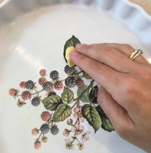 clafoutis aux cerises