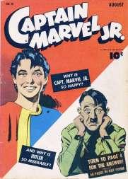 Captain Marvel Jr 10 (août 1943)
