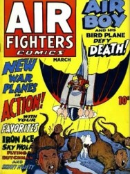 Air Fighters Comics 6, mars 1943