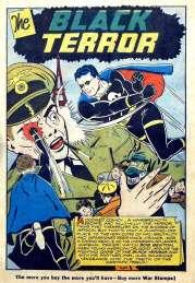 Page extraite de America's Best Comics 10 (juillet 1944)