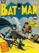 Batman 15 (février 1943)