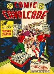 Comic Cavalcade 6 (mars 1944)