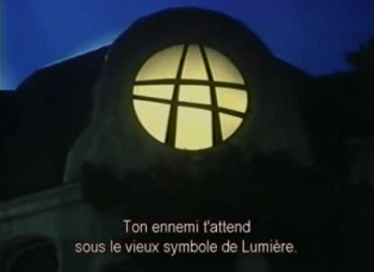 Le Saint des Saints (sanctum sanctorum). Image extraite de Docteur Strange