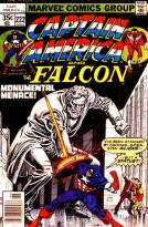 Captain America 222 (juin 1978)